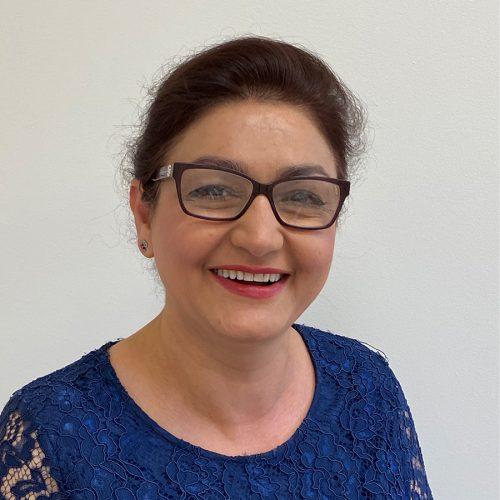 Dr. Mitra Shabanian